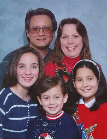 MommyAnn's Family